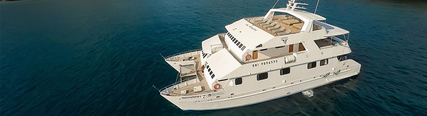 First Class - Galapagos Tours