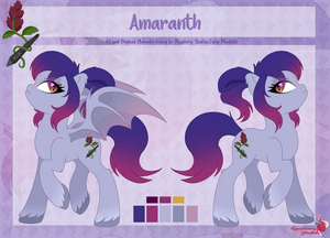 Amaranth Reference Sheet