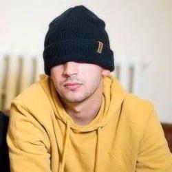 Tyler's Yellow Hoodie