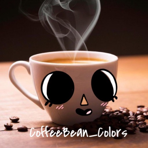 ✰ ☕︎CoffeeBean~Colors☕︎ ✰