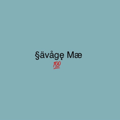 SavageMae