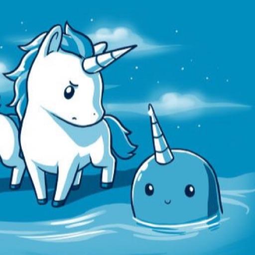 Unicorn of the Sea🦄🌊
