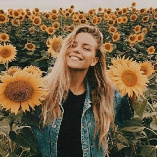 🌻The sun and her flowers🌻