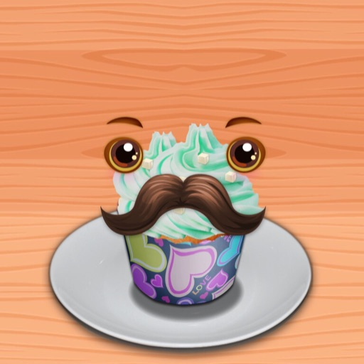 muffin_with_a_mustache