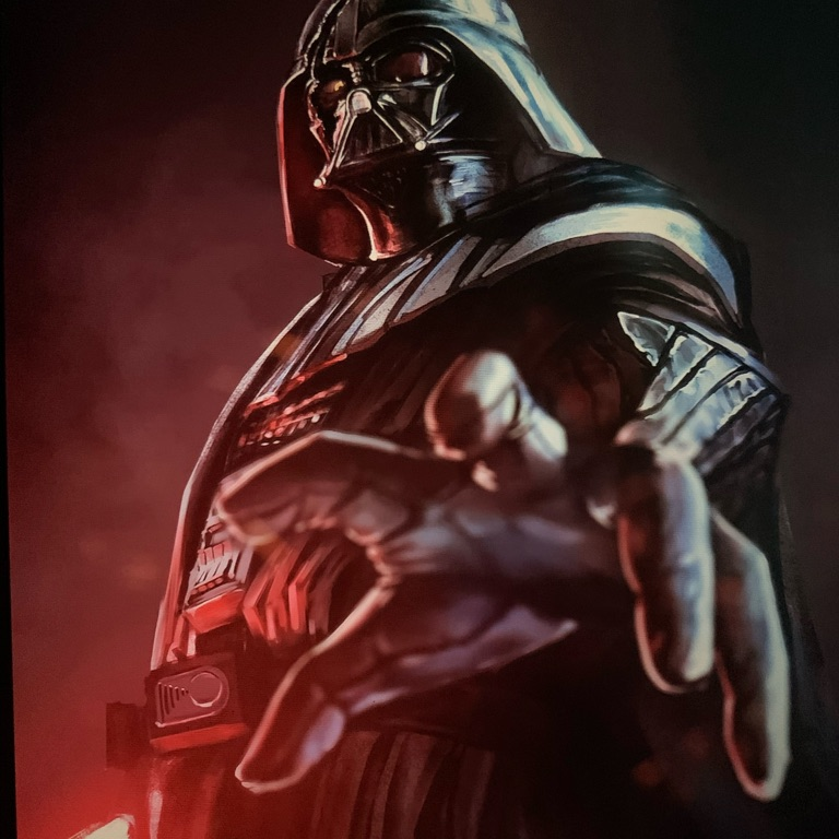 ❤️Darth Vader  darkside ❤️