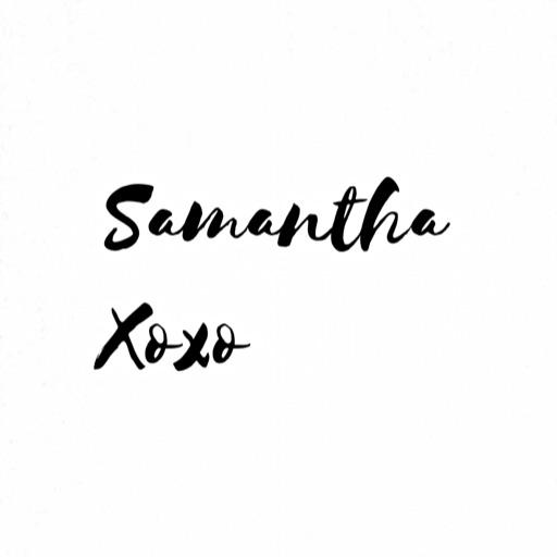 Samanthaxoxo