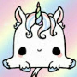 Ellie the unicorn