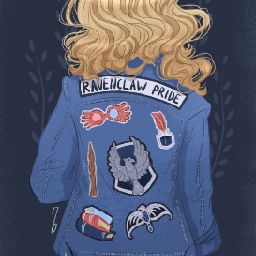 Proud Ravenclaw Forever
