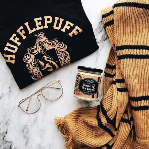 Hufflepuff•Vibes🖤🦡💛