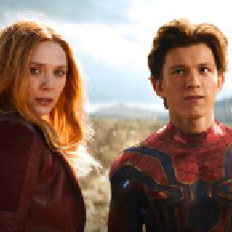 Scarlet and Peter Parker