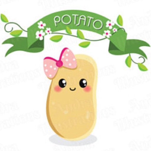 🥔 Potato Girl 🥔