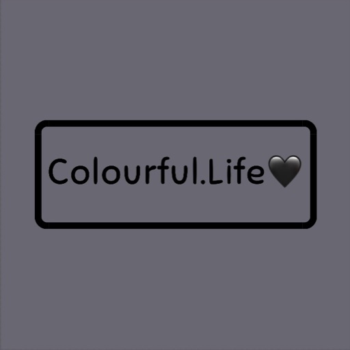 Colourful.Life🖤
