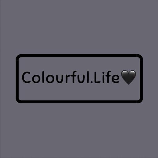 Colourful.Life🖤