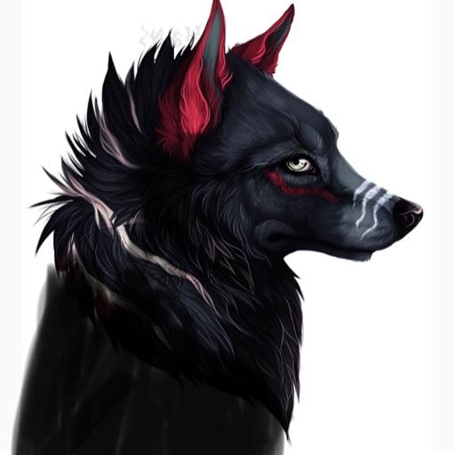 Wolfie x Heart ❤️