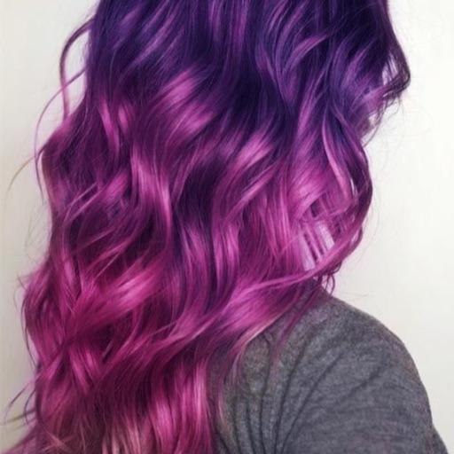 Hues of Purple