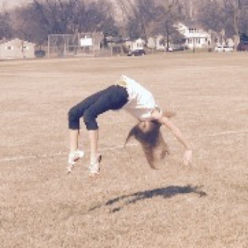 Tumbling is my game