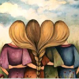 4 sister,s