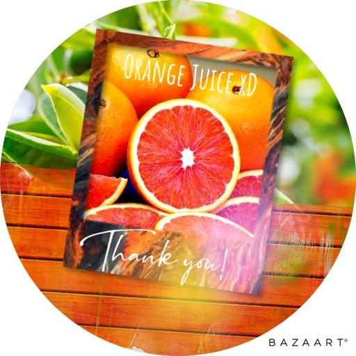 Orange juice XD