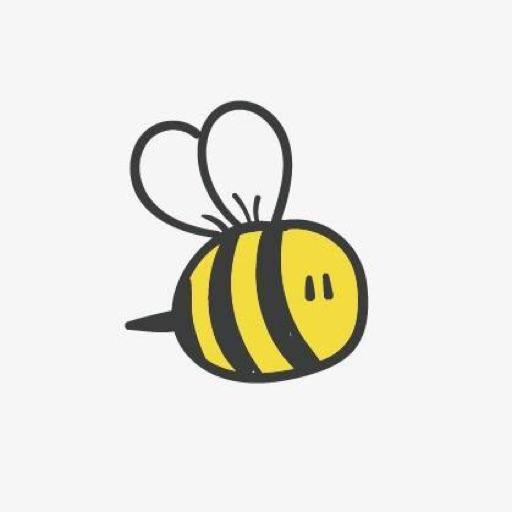 a bee 🐝