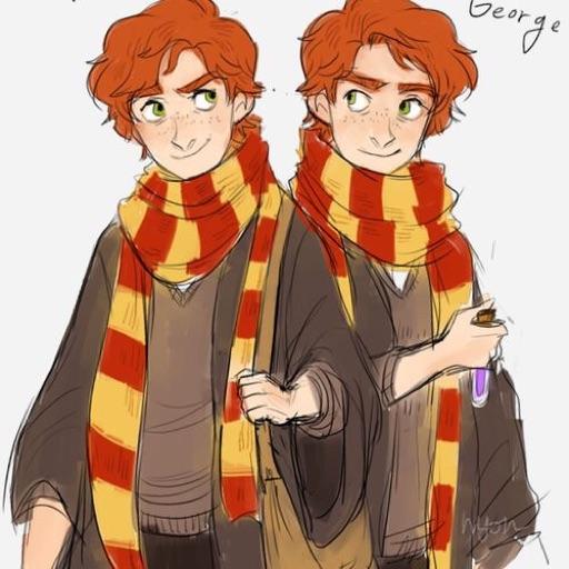 Weasley twin🤪😜🤪