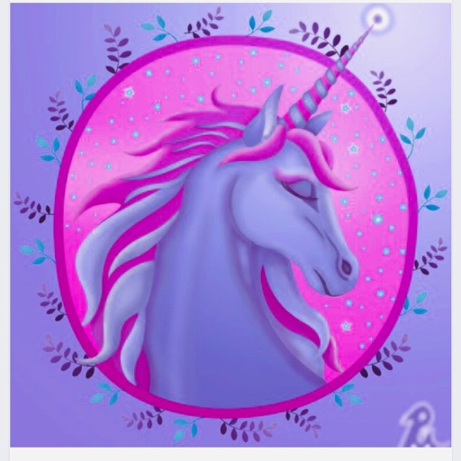 💜 Purple Unicorn 🦄
