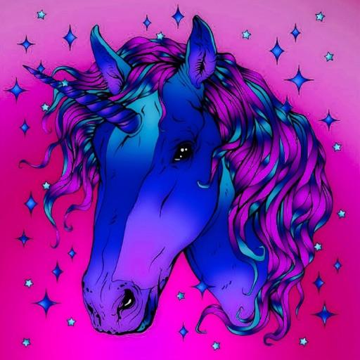 Unicorn 🦄 💜