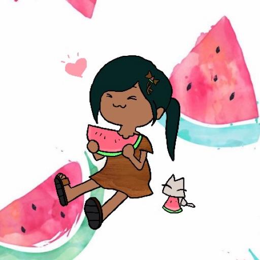 Watermelon ✌︎('ω')✌︎