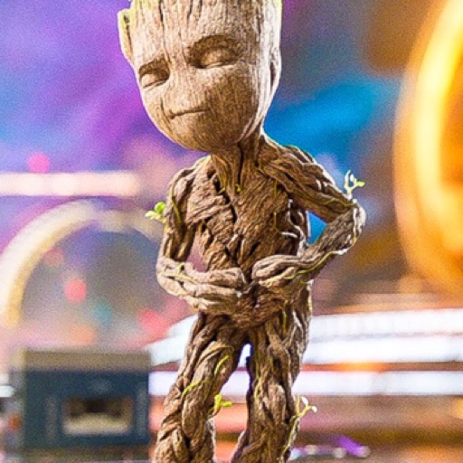 """I am Groot"" = E᙭ᑕEᒪᔕIOᖇ!"
