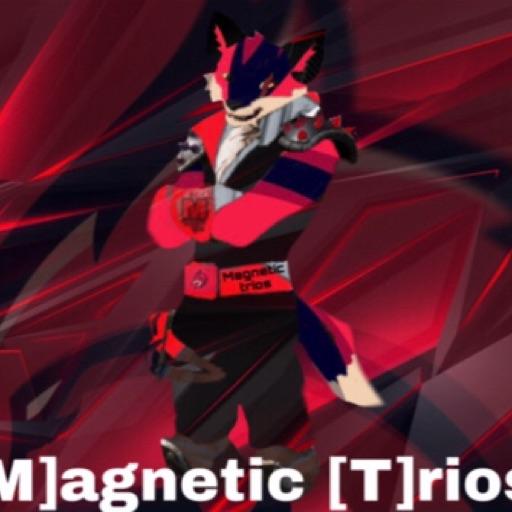 Magnetic trios