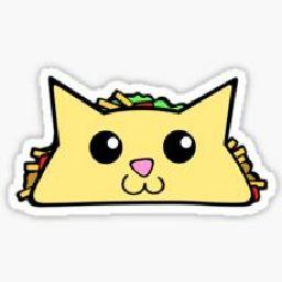 Majestic Taco Cat  🏳️🌈