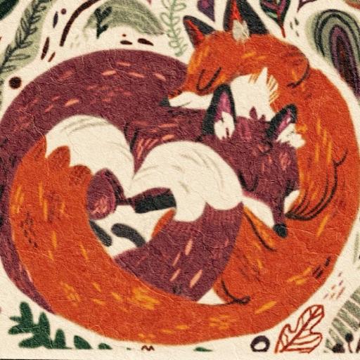 fox love💛💛💛
