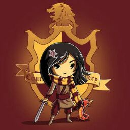Gryffindor Princess