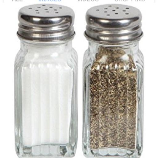 Salt an Peppa