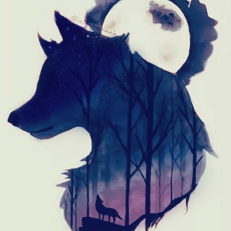 MoonLit Girl🌌🌌🌌