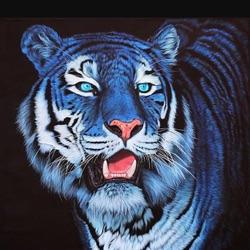 Blue Tigery