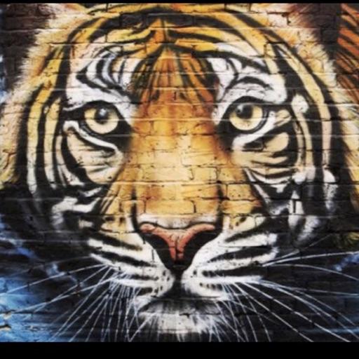 Artistic Tiger 🐯