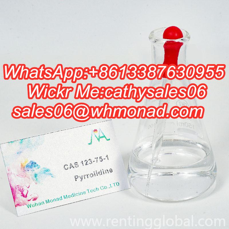 www.rentingglobal.com, renting, global, Russia, cas 123-75-1,pyrrolidine,tetrahydro pyrrole, Factory Supply Tetrahydropyrrole CAS 123-75-1 Pyrrolidine