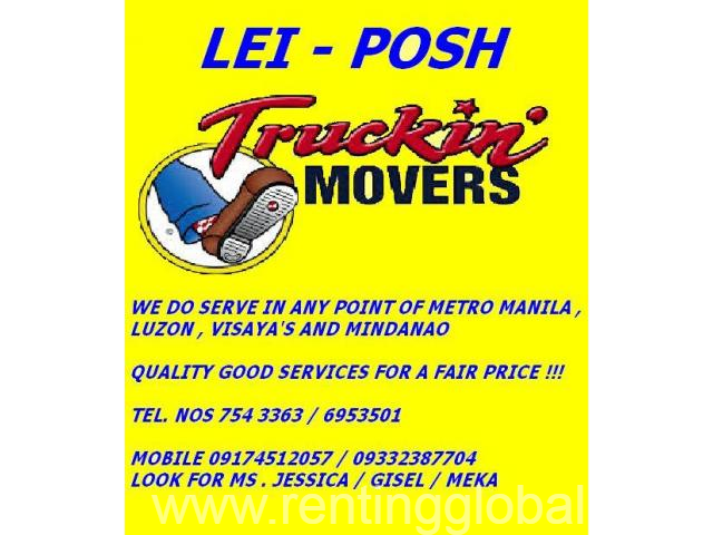 www.rentingglobal.com, renting, global, Quezon City, Metro Manila, Philippines, lipat bahay, LEI POSH LIPAT BAHAY AND TRUCKING COMPANY