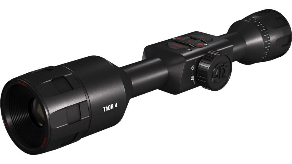 www.rentingglobal.com, renting, global, Indonesia, binoculars,night vision,scopes,hunting, ATN ThOR 4, 640x480 Sensor, 1.5-15x Thermal Smart HD Rifle (MEDAN VISION)