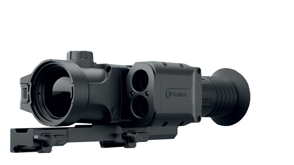 www.rentingglobal.com, renting, global, Indonesia, binoculars,night vision,scopes,hunting, Pulsar Trail 1.6-12.8x42 LRF XP50 Thermal Riflescope (MEDAN VISION)