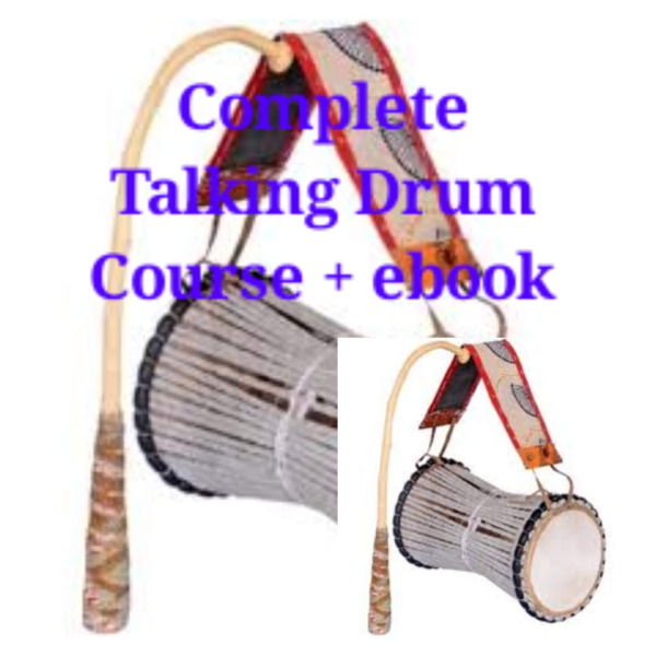 www.rentingglobal.com, renting, global, United States, Complete and Professional Talking Drum Course + ebook