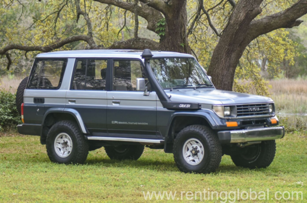 PETRA ARMORED LANDCRUISER 70 SERIES