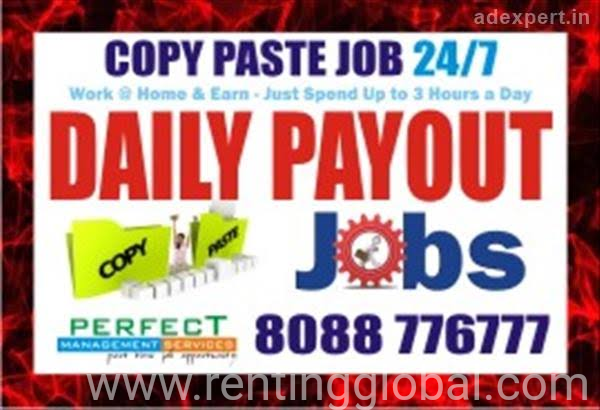 www.rentingglobal.com, renting, global, Malda, West Bengal 732101, India, We are Hiring - Earn Rs.15000/- Per month - Simple Copy Paste Jobs