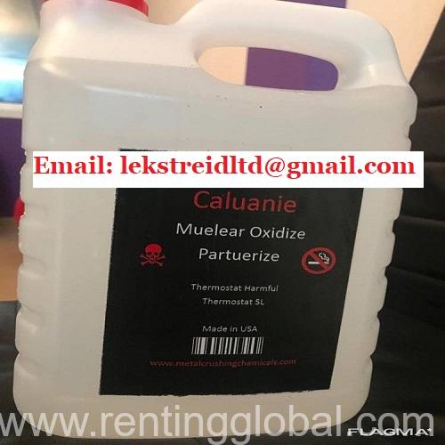 Caluanie muelear oxidize uses