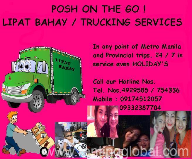 www.rentingglobal.com, renting, global, Muntinlupa, Metro Manila, Philippines, lipat bahay,trucking,movers, POSH ON THE GO ! LIPAT BAHAY AND TRUCKING COMPANY