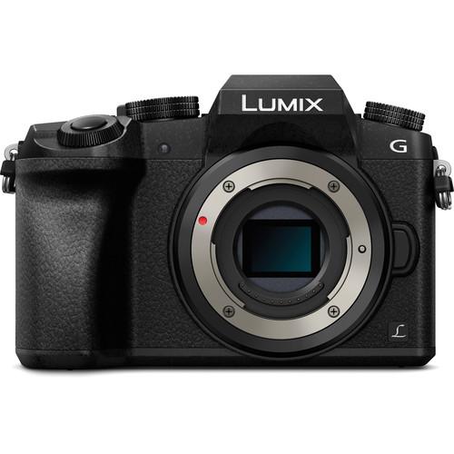 www.rentingglobal.com, renting, global, Singapore, digital camera,lenses, Panasonic Lumix DMC-G7 Mirrorless Micro Four Thirds Digital Camera (Body Only)