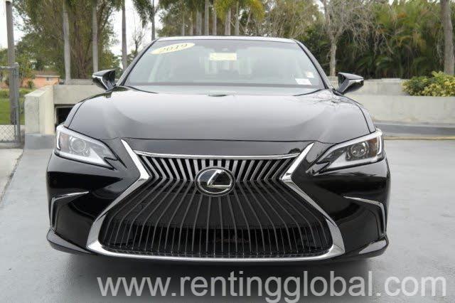 www.rentingglobal.com, renting, global, Emirates - Dubai - United Arab Emirates, car, Neatly Used 2019 Lexus ES 350 FWD 4D Sedan