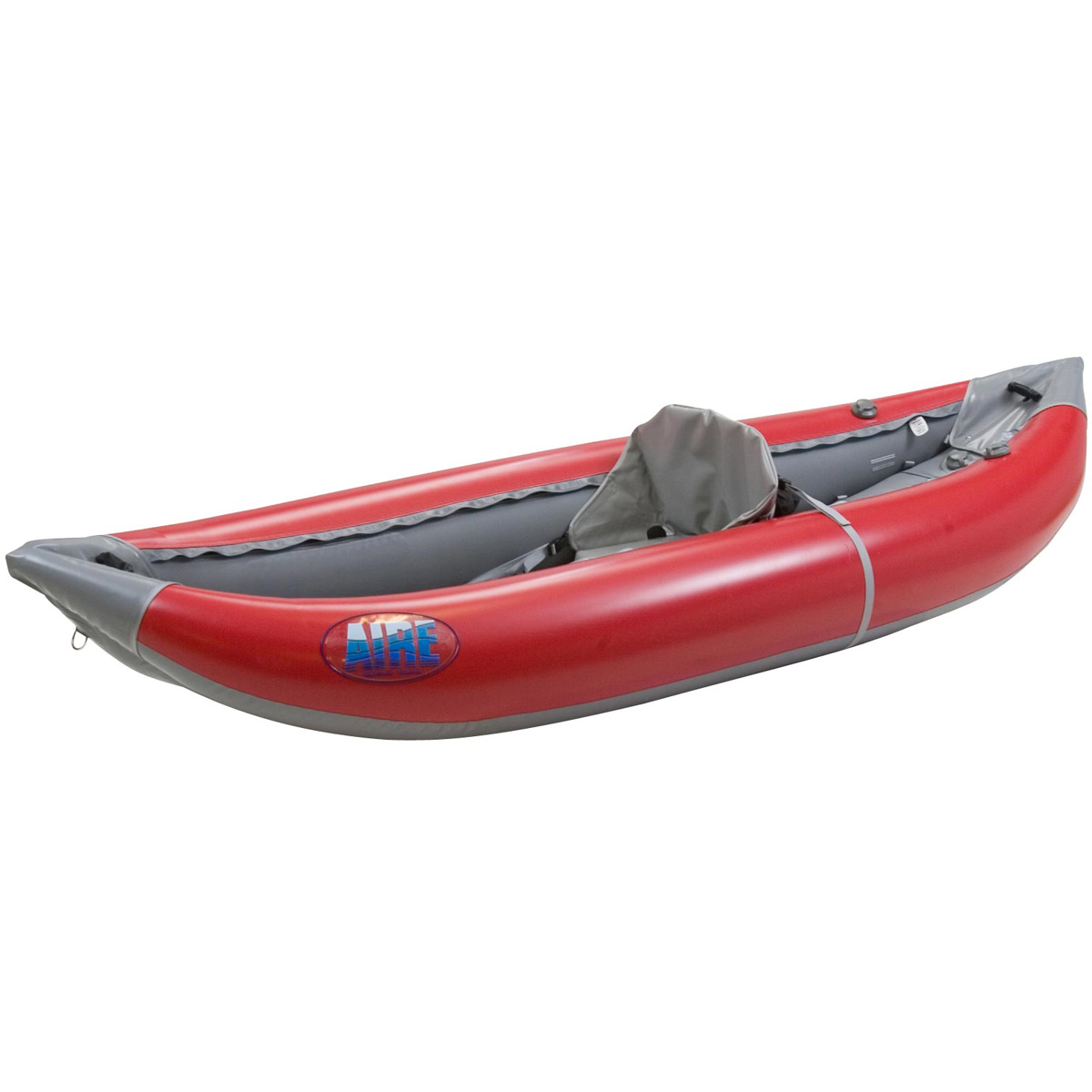 www.rentingglobal.com, renting, global, Singapore, aire outfitter,aire kayak,solo kayak,1 person kayak,kayak,outfitter kayak, Aire Outfitter 1 Person Kayak Red