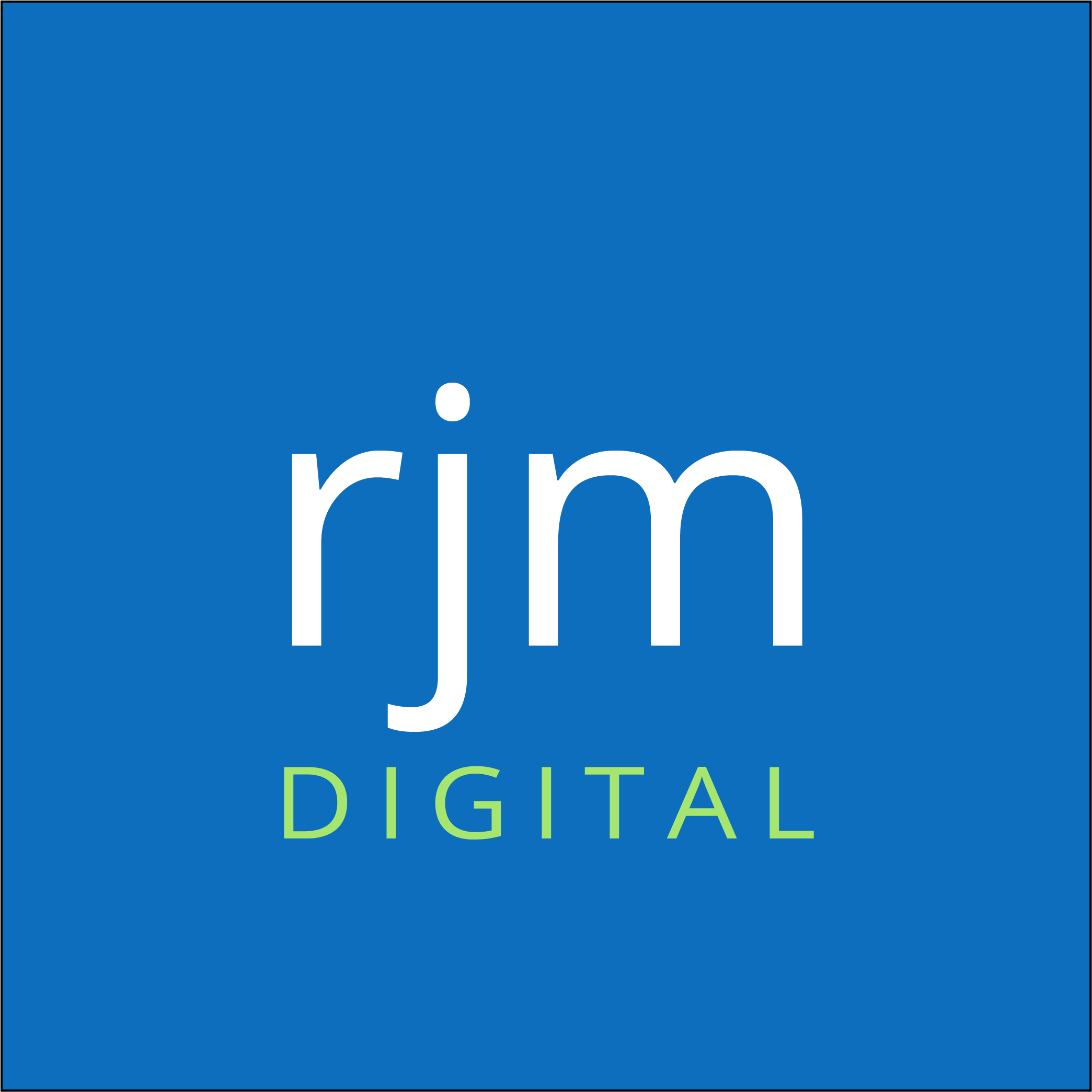 rjm digital main logo