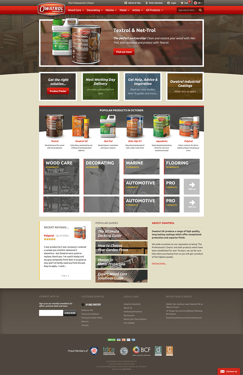 Panzers Homepage